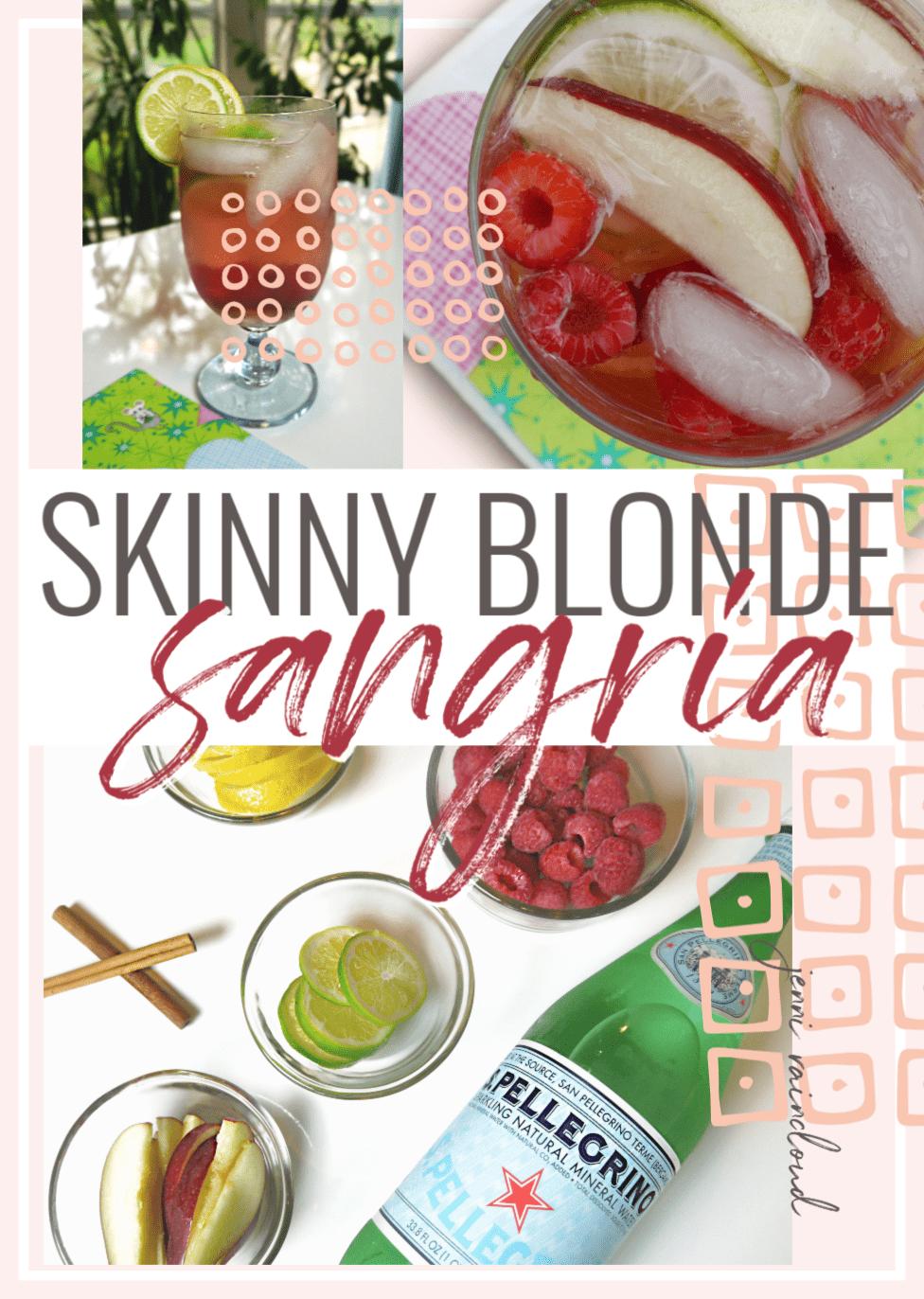 Skinny Sangrai Recipe