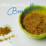 The Incredible Benefits of Bee Pollen…