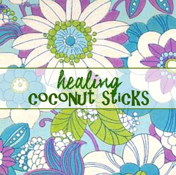 Healing Coconut Sticks