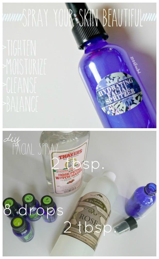 DIY Hydrating Toner