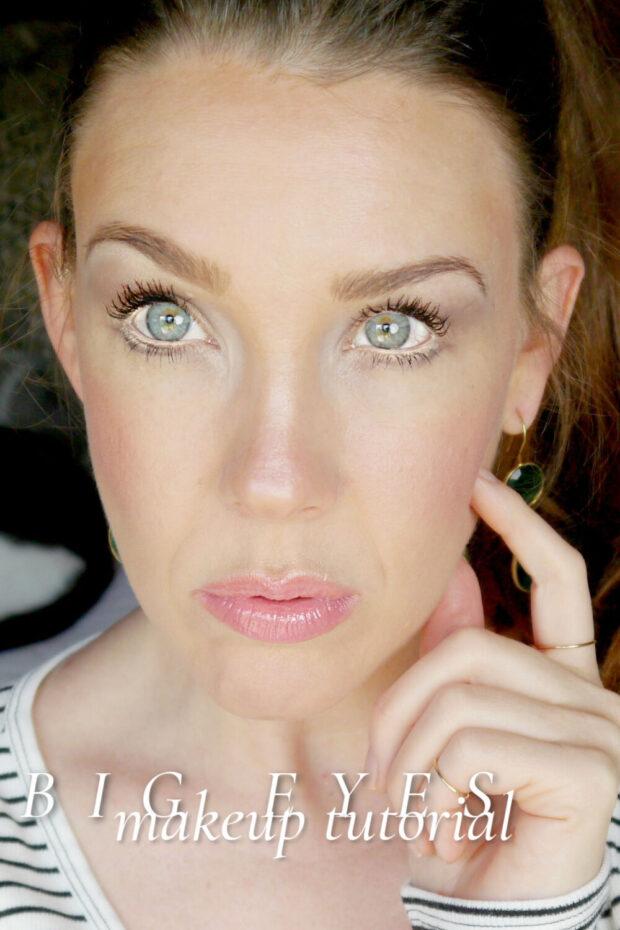 Big Eyes makeup tutorial