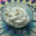DIY Firming Eye Serum with Rose & Kokum Butter
