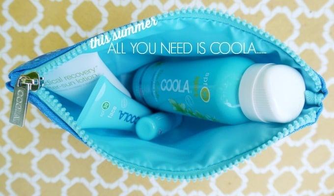 Coola Sunblock Review