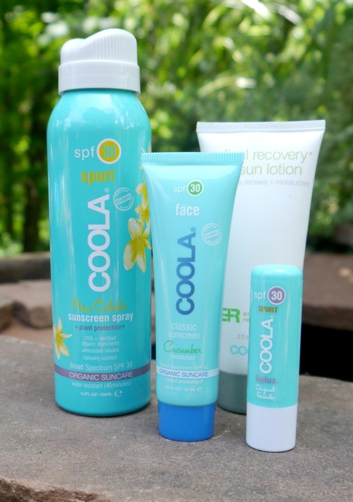 Coola Travel Kit Review