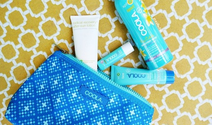 Coola Travel Set