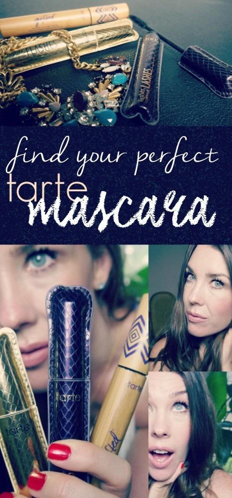 Tarte Cosmetics Mascaras