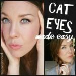 The Cat Eye Made Easy-Makeup Tutorial