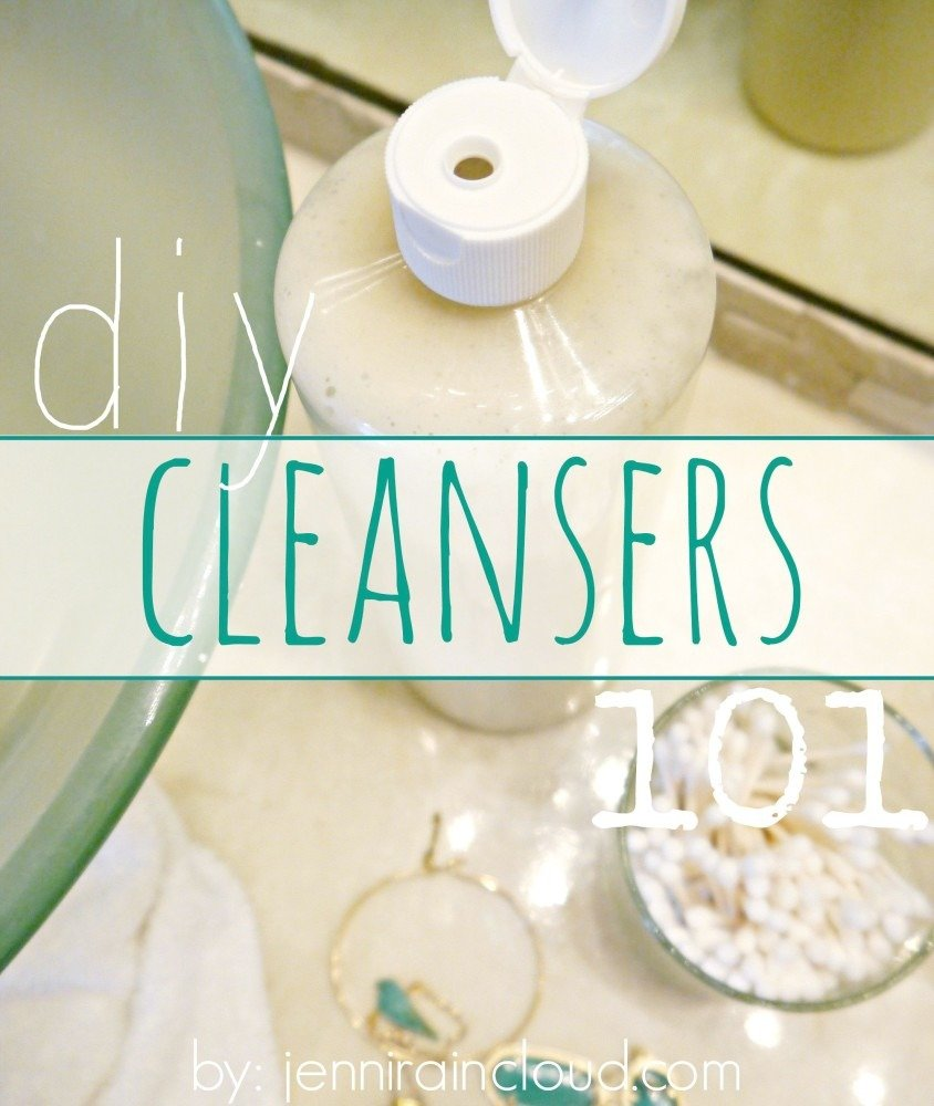 Cleanser Making 101