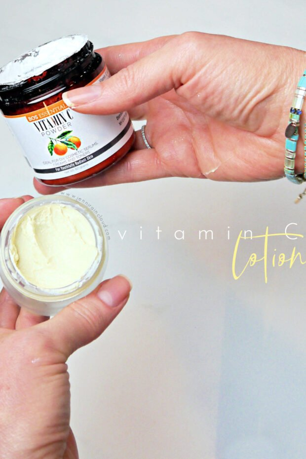 DIY Vitamin C Lotion