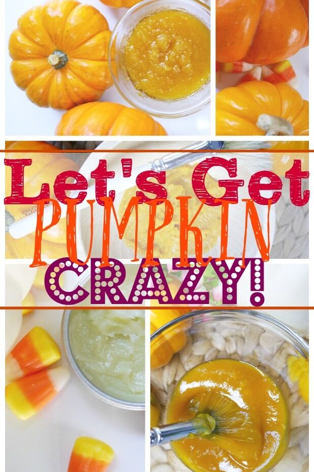 Pumpkin DIY Recipes