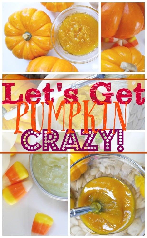 Pumpkin DIY Recipes