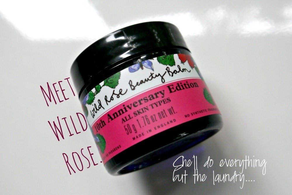 Wild Rose Beauty Balm DIY
