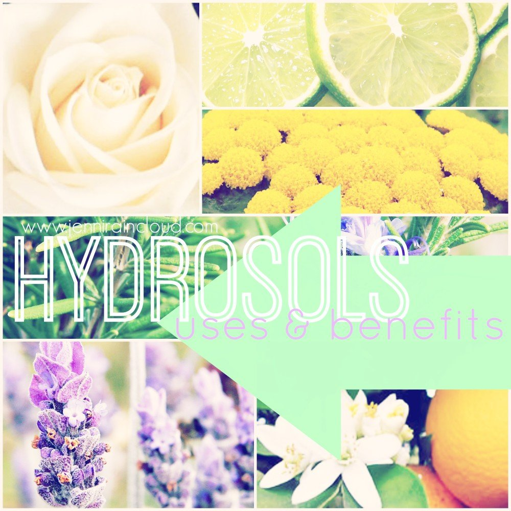 Ingredient Spotlight-Hydrosol Uses & Benefits
