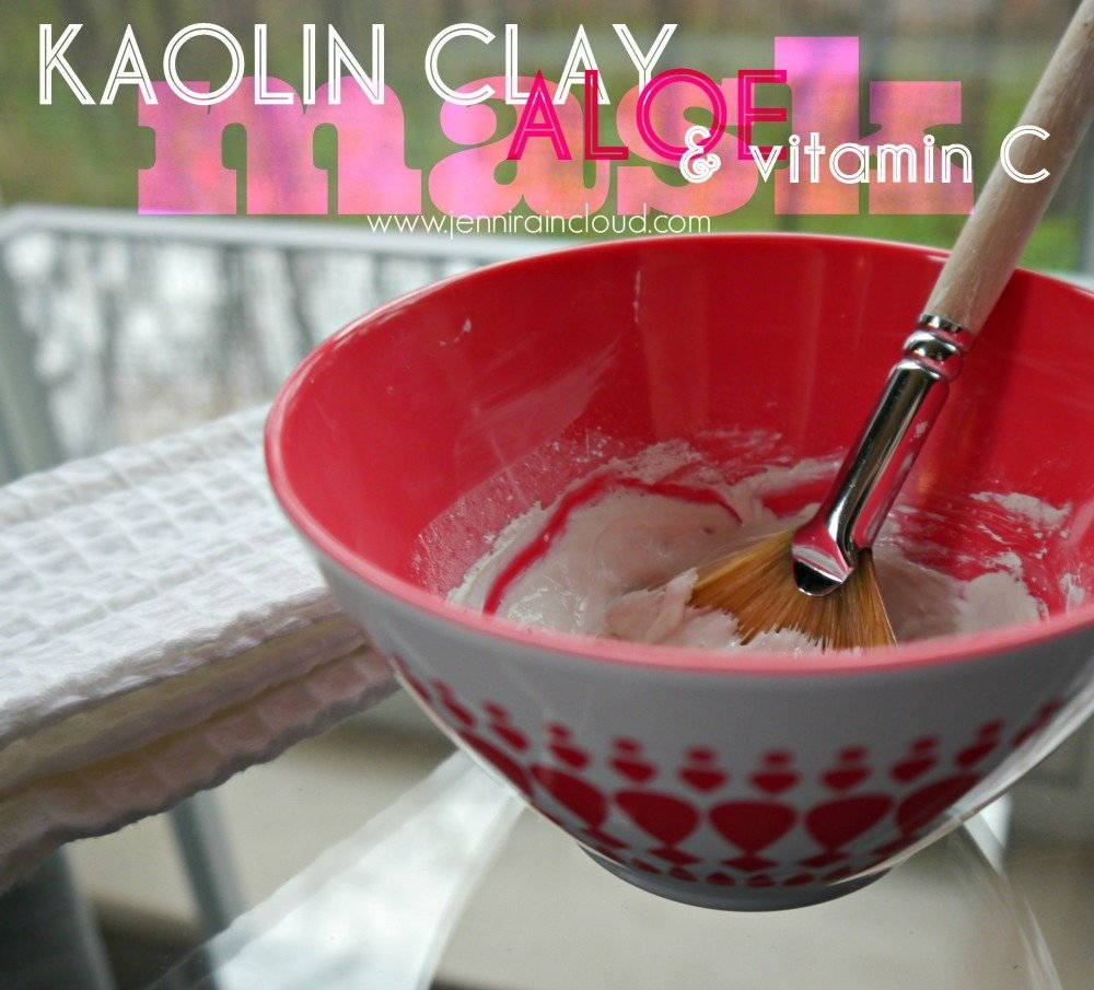 Kaolin Clay & Aloe Mask with Vitamin C…