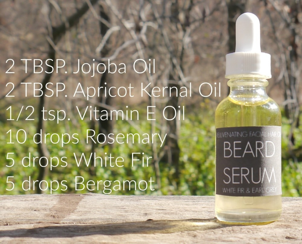 Beard Serum DIY