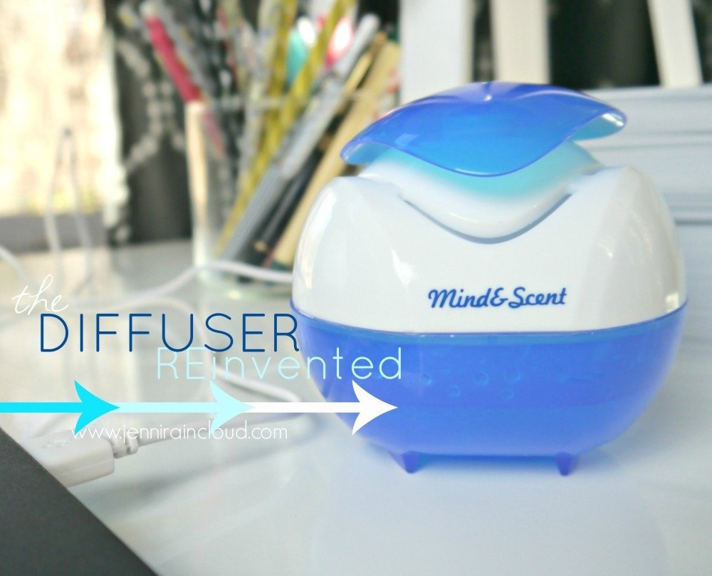 Mind and Scent Diffuser
