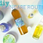 My DIY Skin Care Routine…