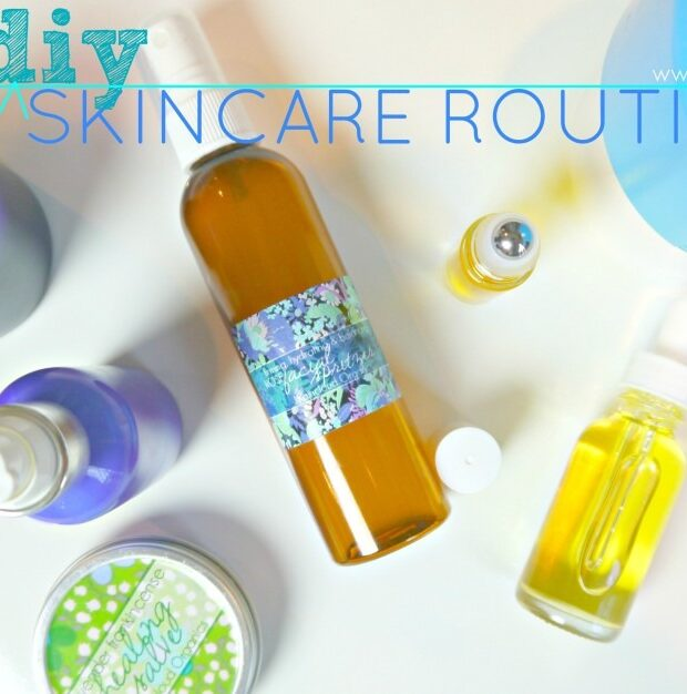 My DIY Skin Care Routine