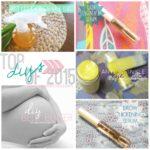 Top DIYs of 2015!
