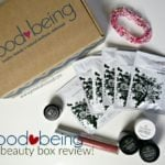 Good Being Beauty Box 2 Review!