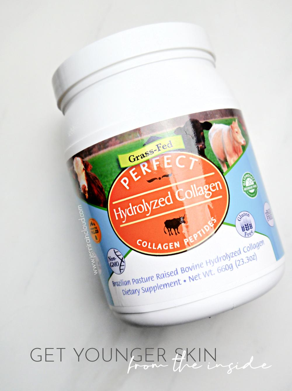 Skin Benefits of Collagen Powder
