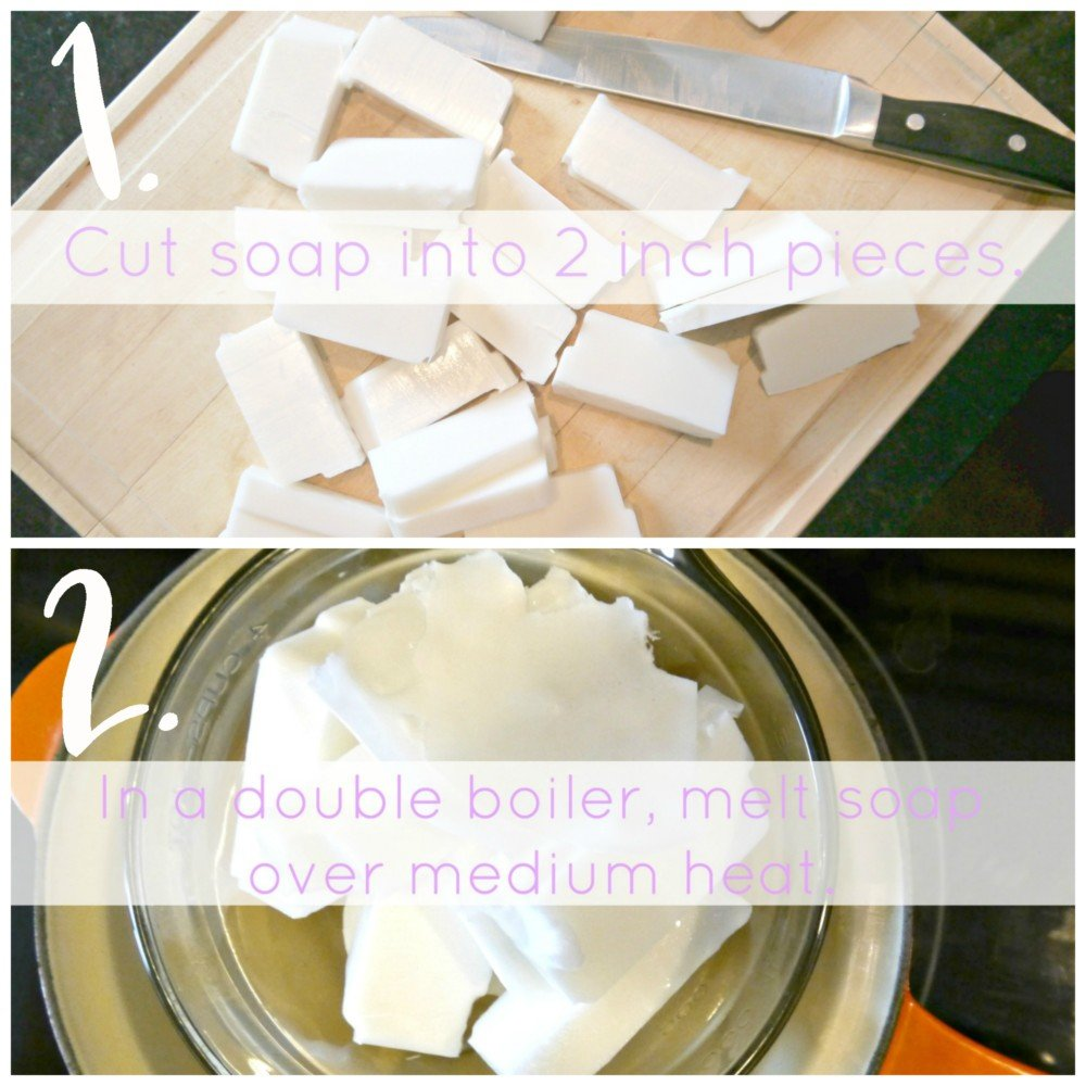 DIY Bar Soap