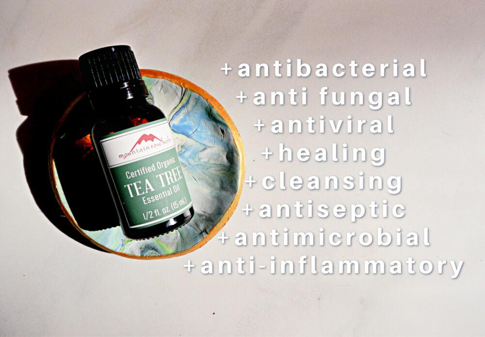 Tea Tree Oil for Tick Bites