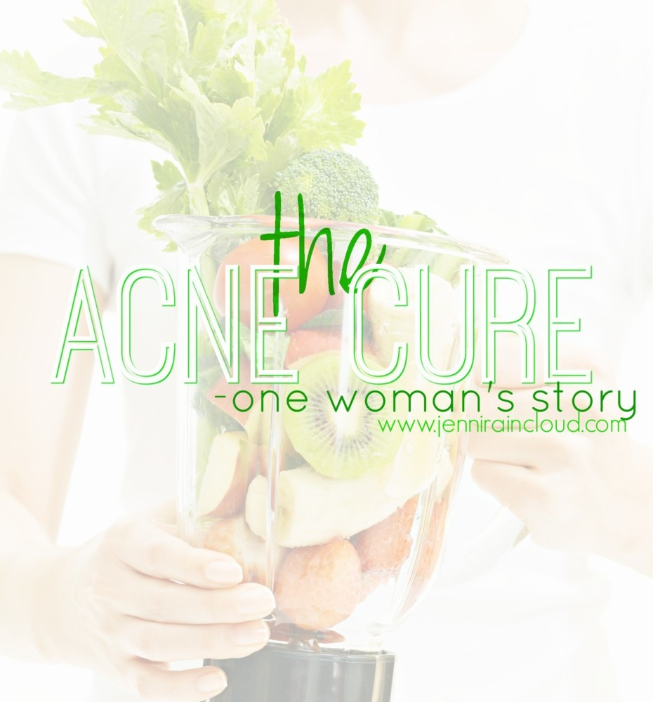 The Acne Cure-One Woman's Story