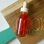 coQ10 Skin Benefits Plus DIY Facial Oil!