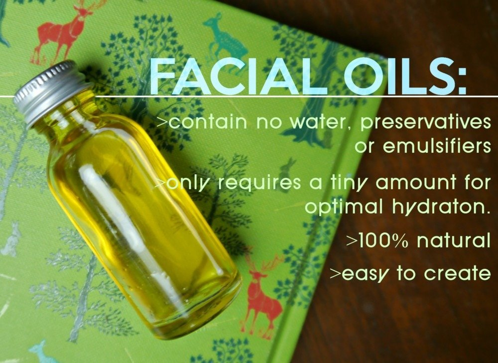 DIY Facial Oils