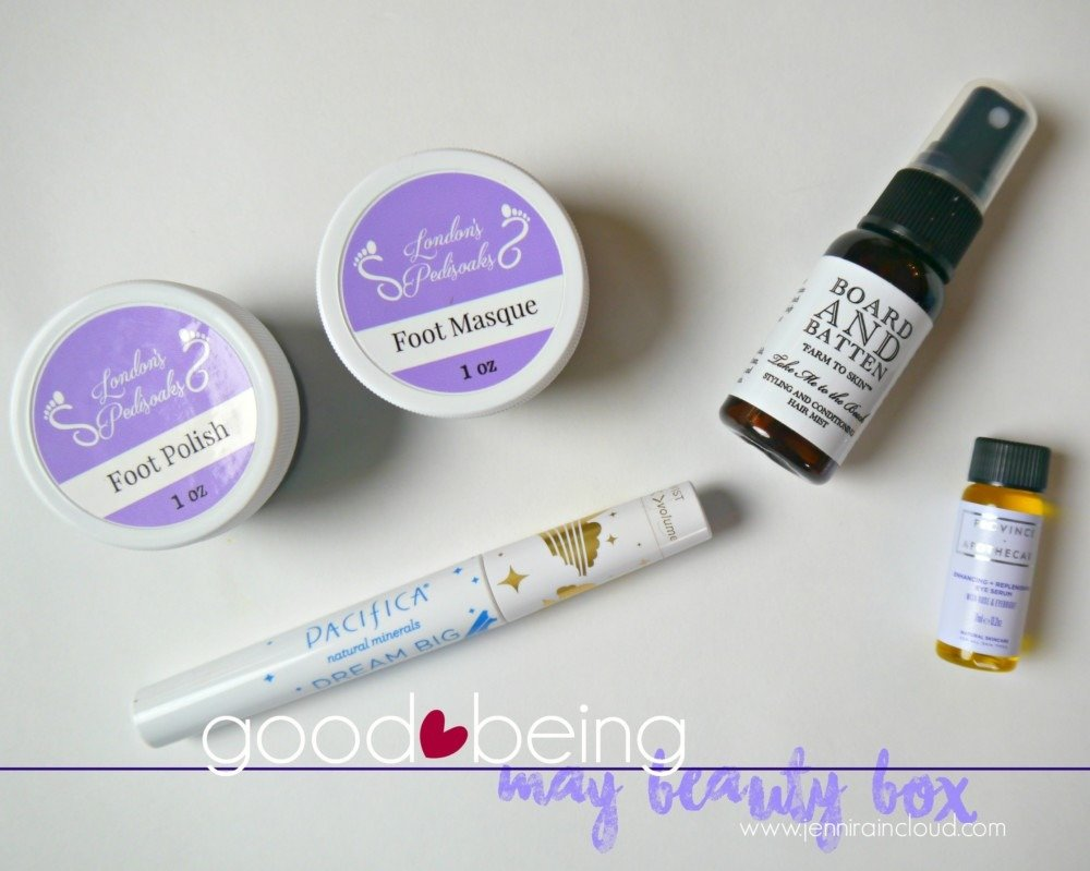 Good Being May Beauty Box