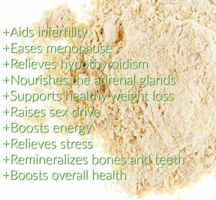Maca-Root-Powder Benefits