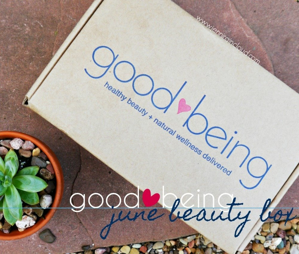 Good Being June Beauty Box-Plus a GIVEAWAY!