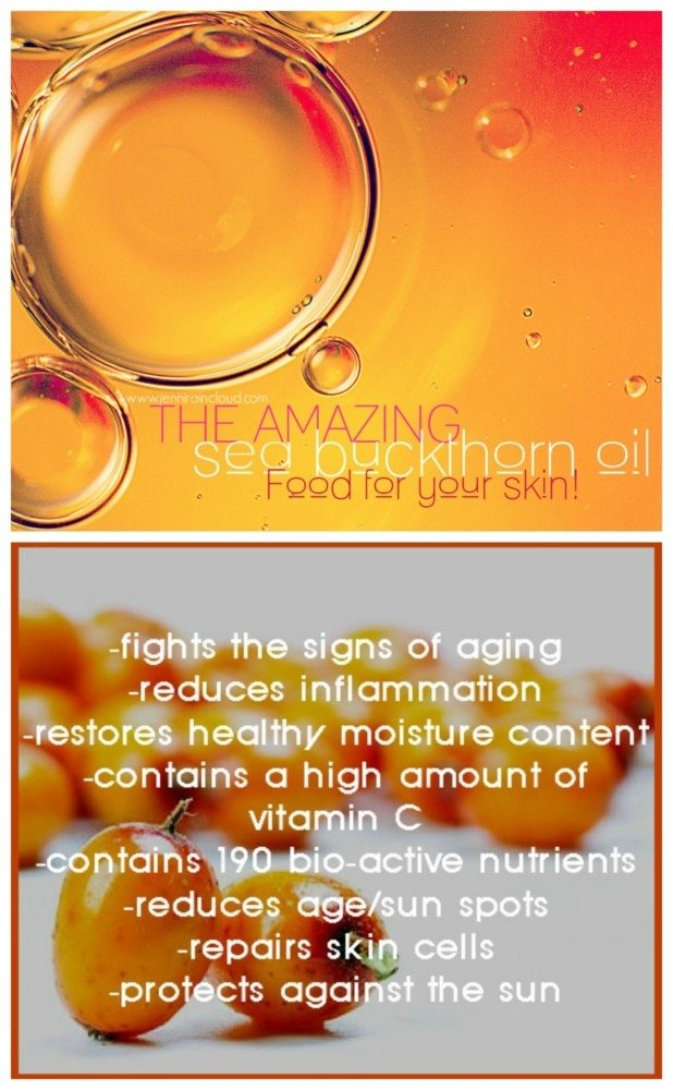 Sea Buckthorn Benefits for the skin