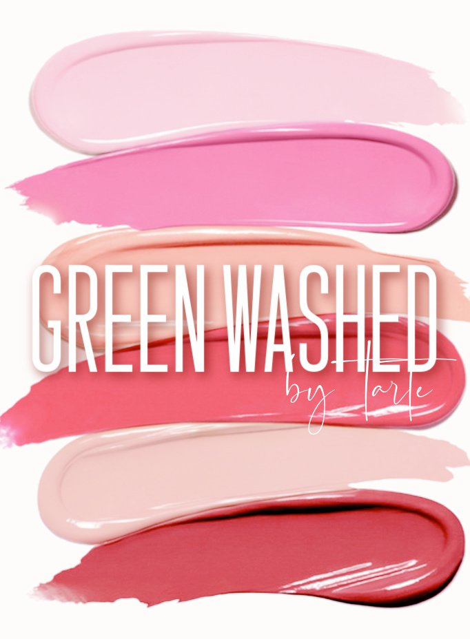 Green Washed by Tarte Cosmetics