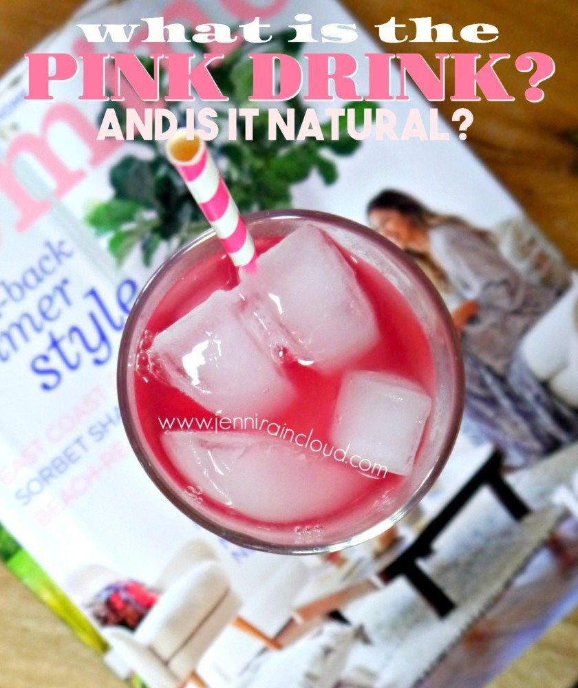 "What Is The ""Pink Drink"" and Is It Natural?"