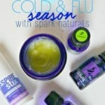 Getting Prepared for Cold & Flu Season with Spark Naturals…