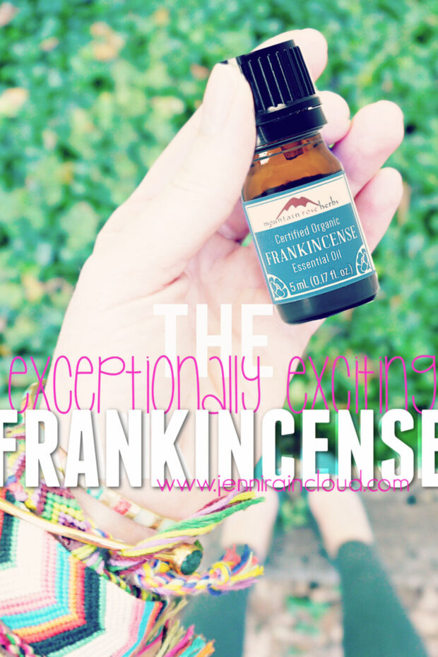 frankincense essential oil for skin