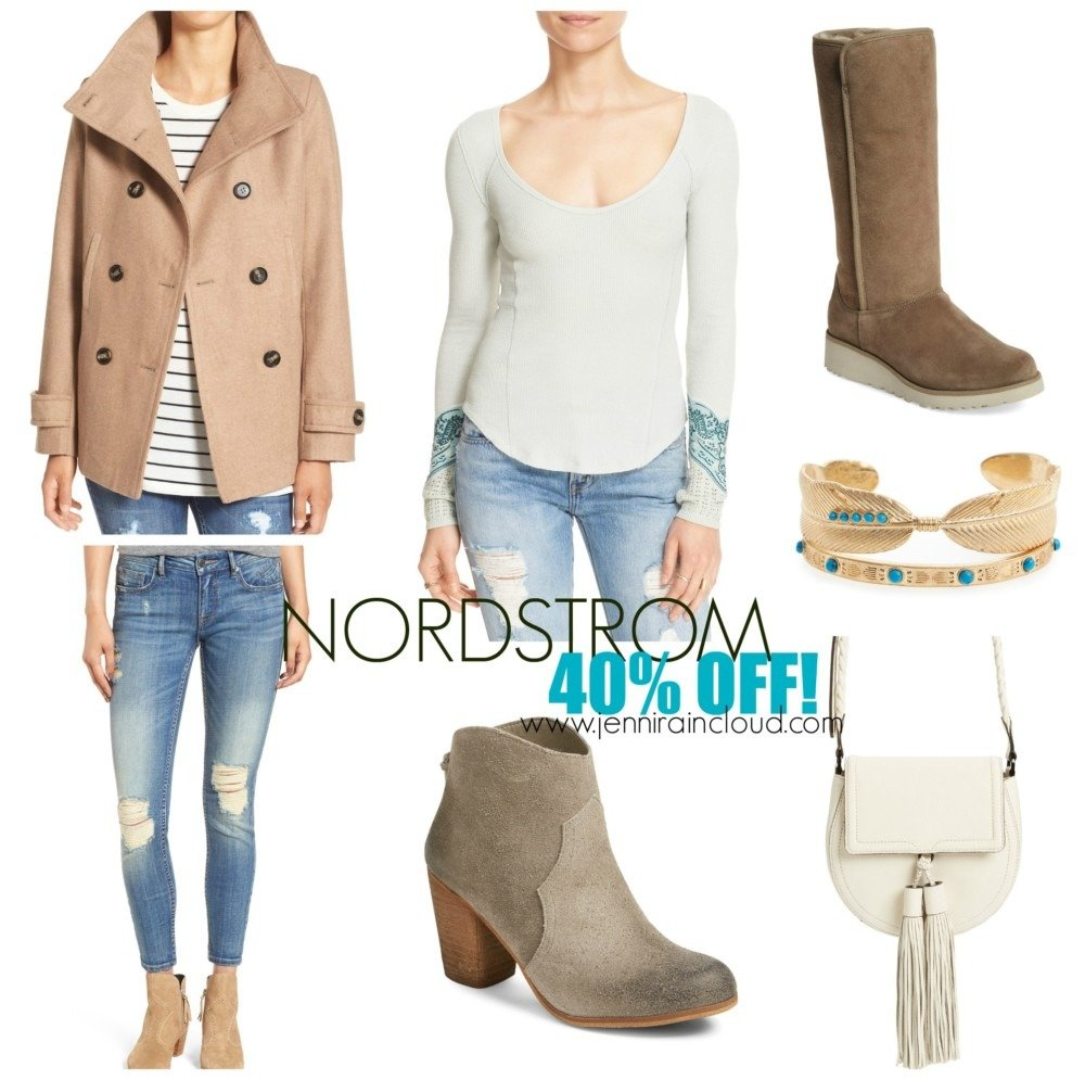 Nordstrom Sale-40% off!