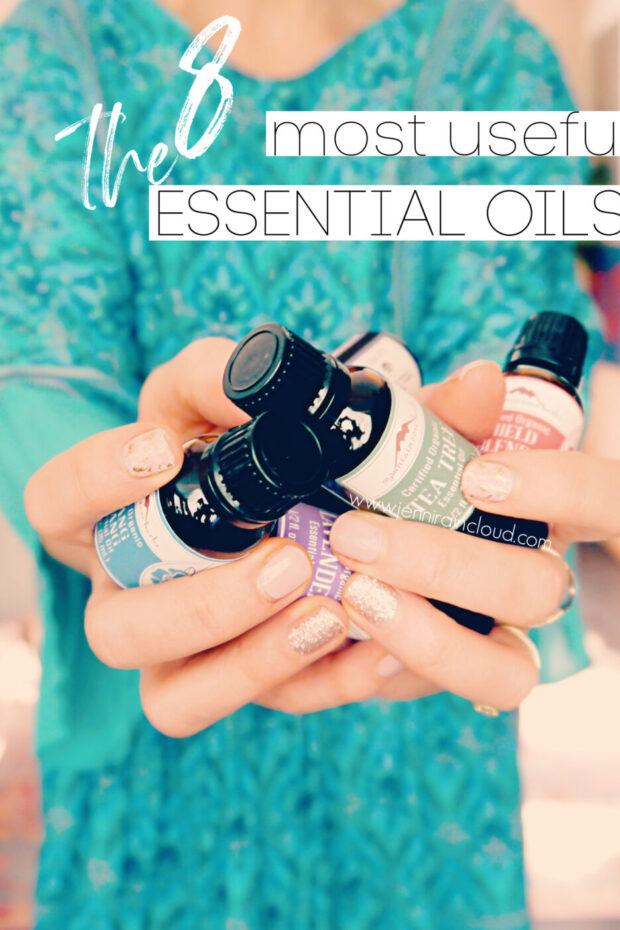 8 Most Useful Essential Oils