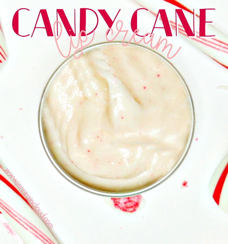 Candy Cane Lip Cream