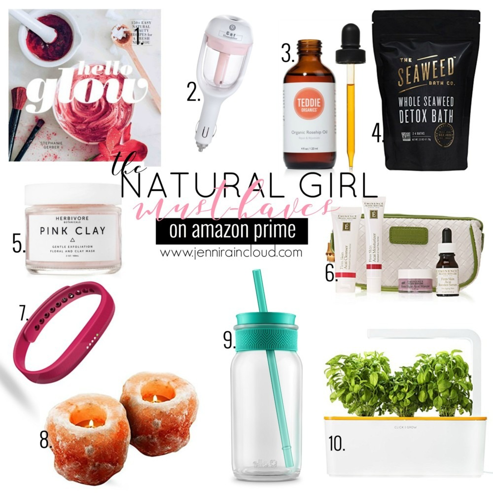 Your Natural Gift Guide from Amazon!