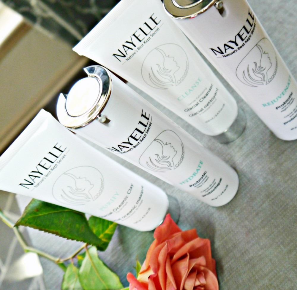 Nayelle Probiotic Skin Care