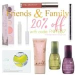 100% Pure Friends & Family 20% off EVERYTHING Sale!