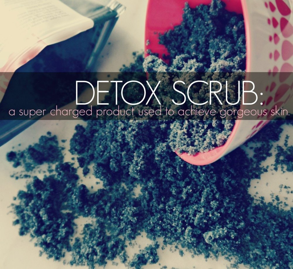 Bodz Detox Scrub Review…