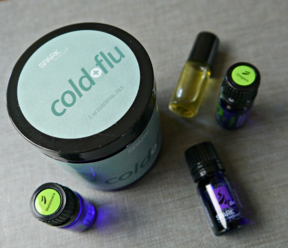 Cold and Flu Bomb Spark Naturals