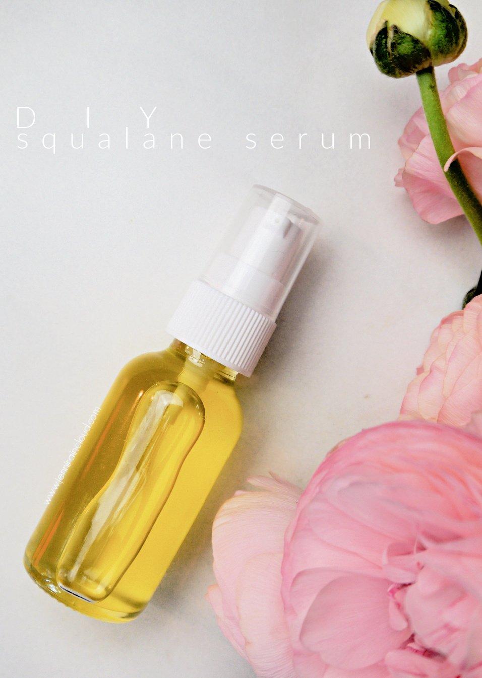 DIY Squalane Serum