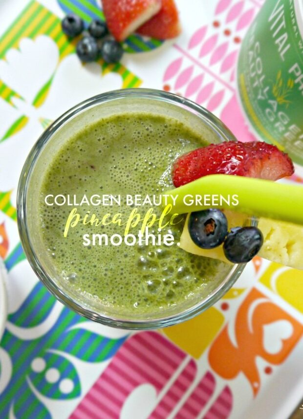 Collagen Beauty Greens Smoothie