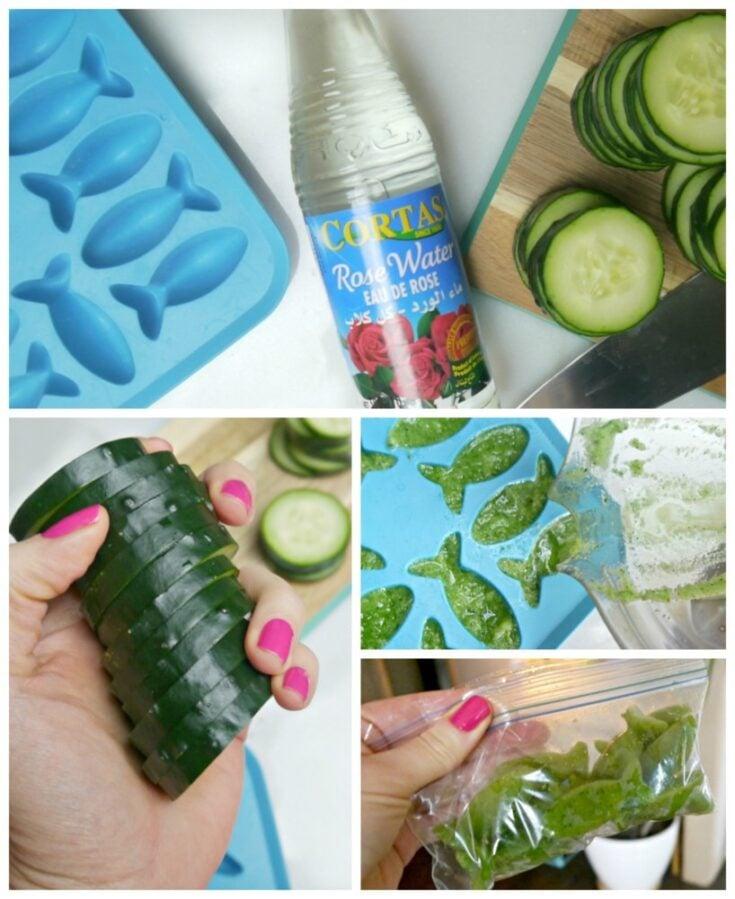 Cucumber Ice Facial