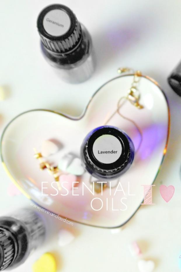 Essential Oils I love